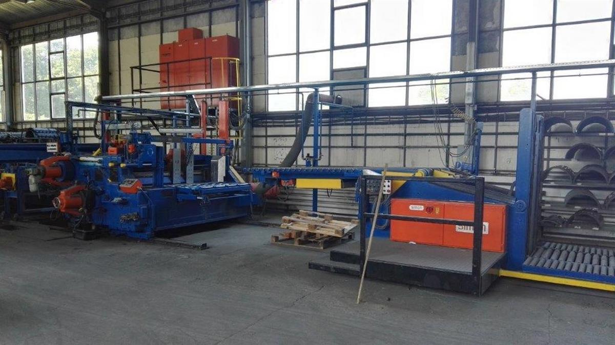 GENCO WARD | Machinery Europe