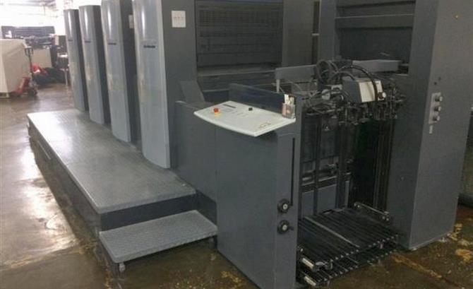 Used Printing and Binding Machines | Machinery Europe