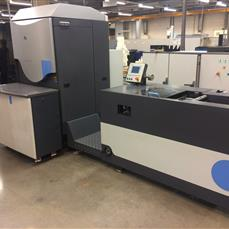 HP INDIGO PRESS WS 4500