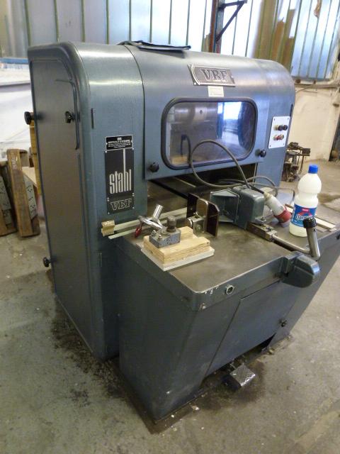 STAHL VBF | Machinery Europe