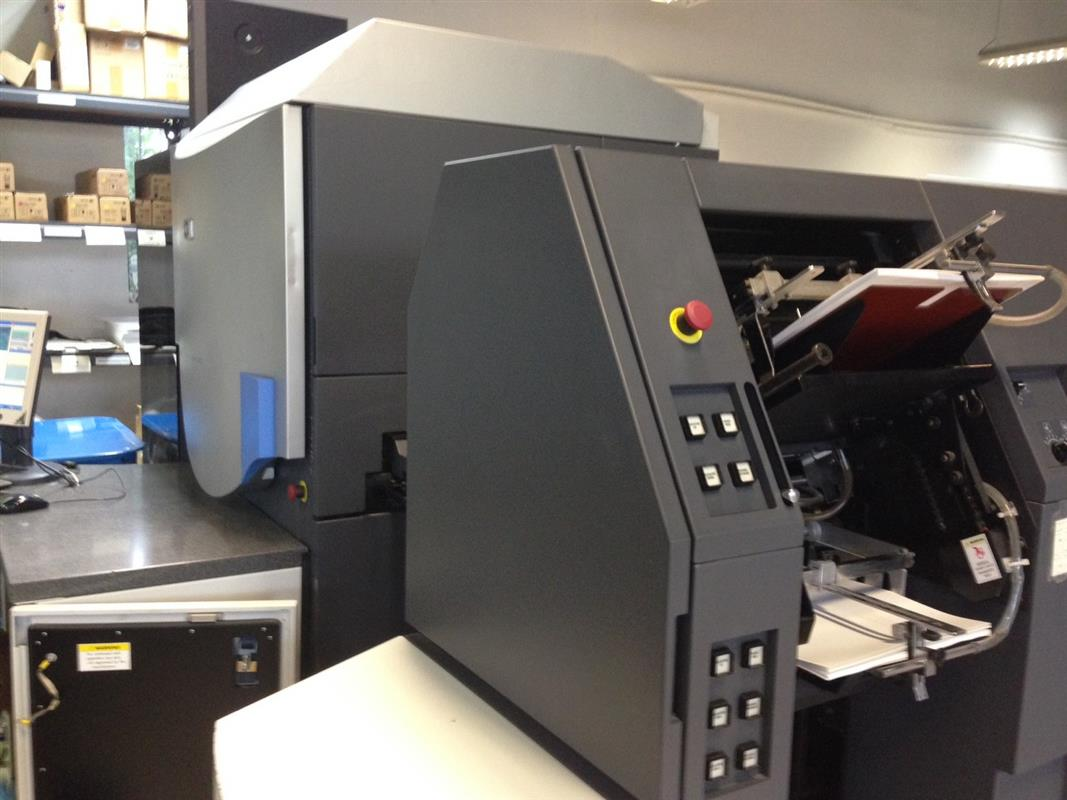 hp indigo press 3000